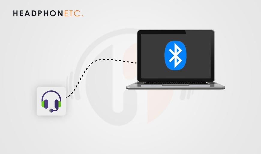 HOW TO GET BLUETOOTH HEADPHONE MIC TO WORK ON PC