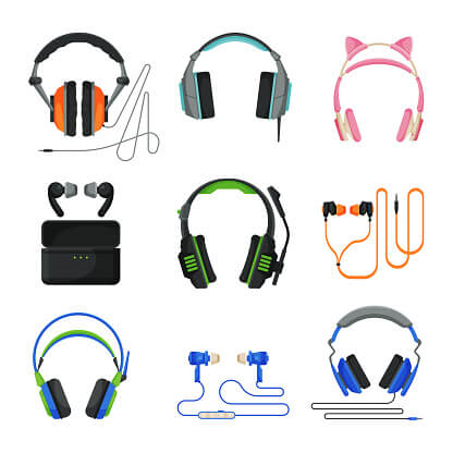 diiferent-types-of-headphones